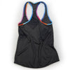 Female Athletic Razor Tank Top Uptown Back