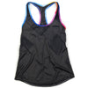 Female Athletic Razor Tank Top Uptown Front