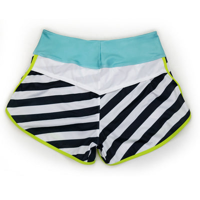 Female Running Shorts Coronado Back