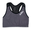 Violet Pewter Sports Bra