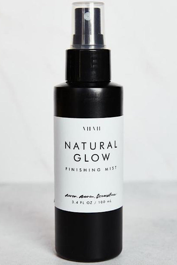 Natural Glow Finishing Mist
