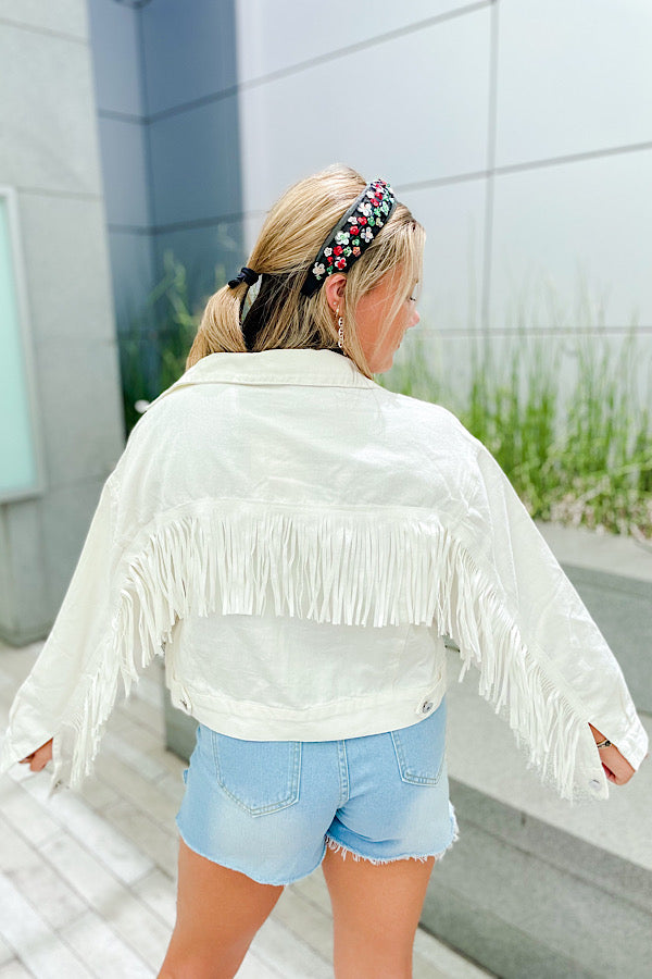 Total Sweetheart Sweater in Cream