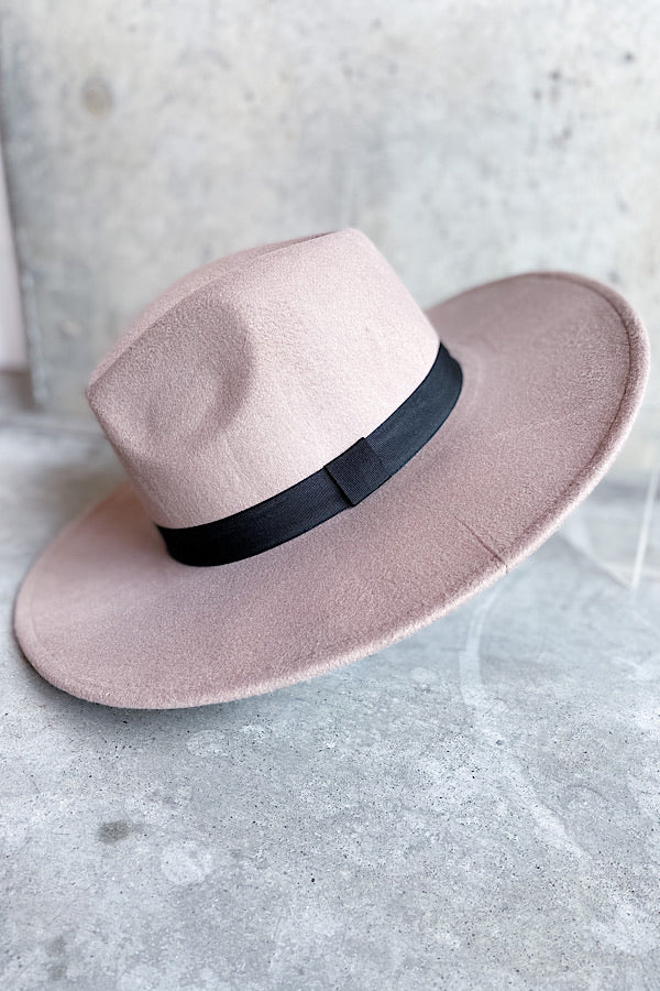 Rancher Hat in Tan