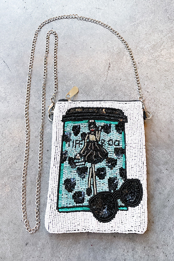 Hepburn Beaded Bag