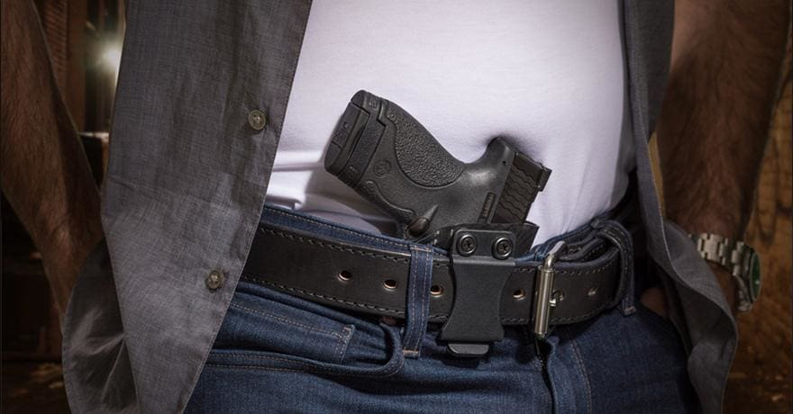 5 Reasons to Choose a Kydex Holster over Leather