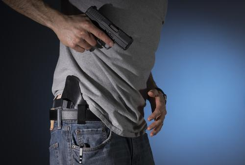 Popular Concealed Carry Positions