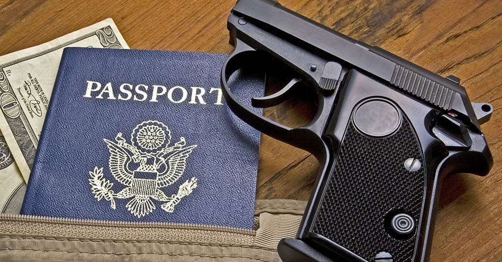 How to Travel With Your Gun