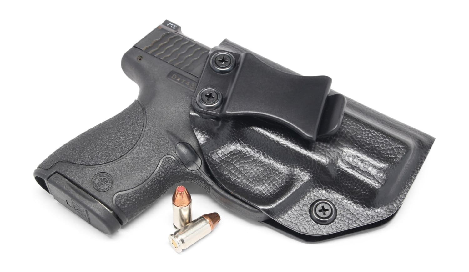 Introducing the New Raptor Black Finish for our IWB KYDEX Holsters