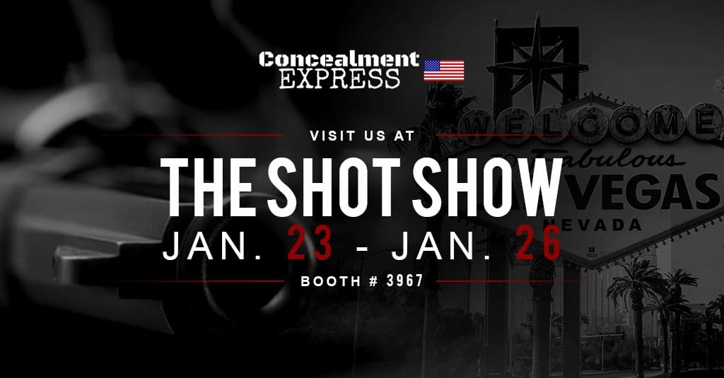 SHOT Show® 2018 - Las Vegas, Nevada - Jan 23 to 26, 2018