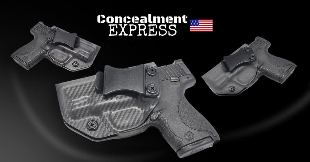 Things to Consider When Selecting an IWB Holster