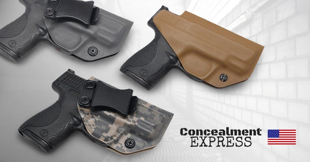 Why Concealment Express Holsters Are the Best