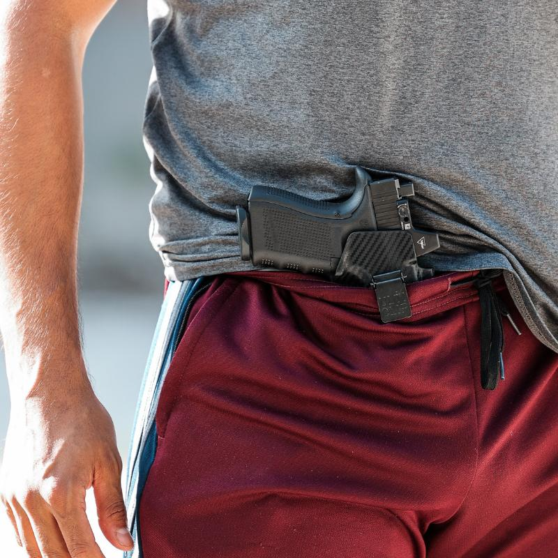 Athletic Wear Tuckable IWB KYDEX Holsters