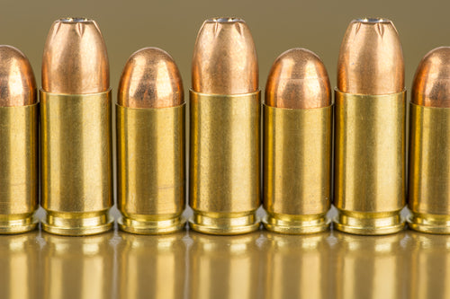 9mm 380 live ammunition