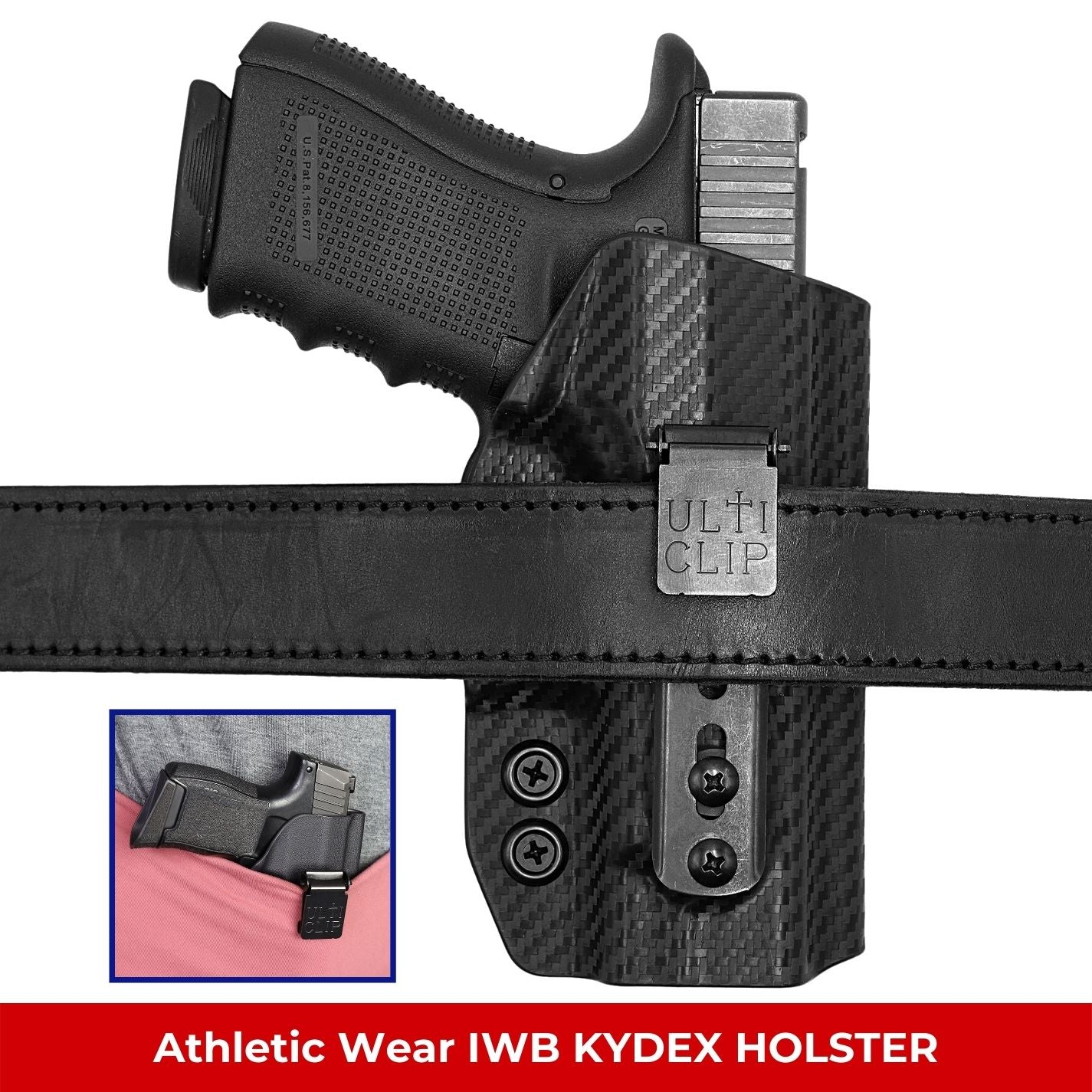 Athletic Wear KYDEX Holster
