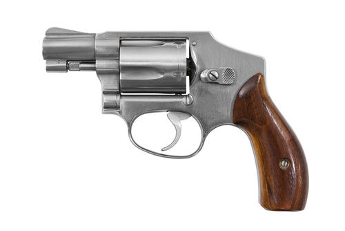 five shot single action revolver