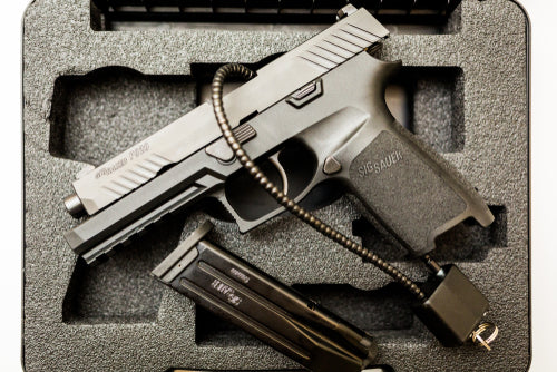 The Sig Sauer P365 vs  P320 Model - Concealment Express