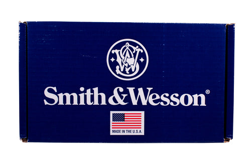 Smith & Wesson pistol box