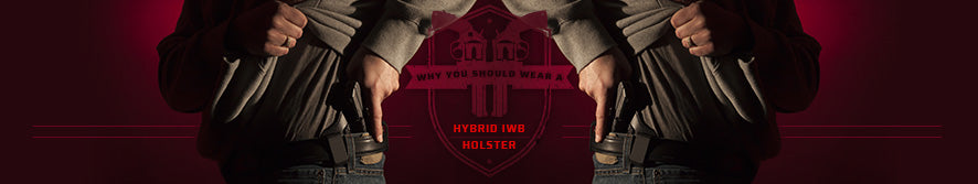 Why You Should Wear a Hybrid IWB Holster Divider