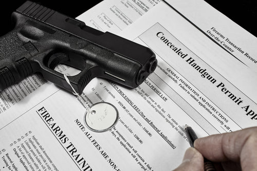 concealed carry permit application