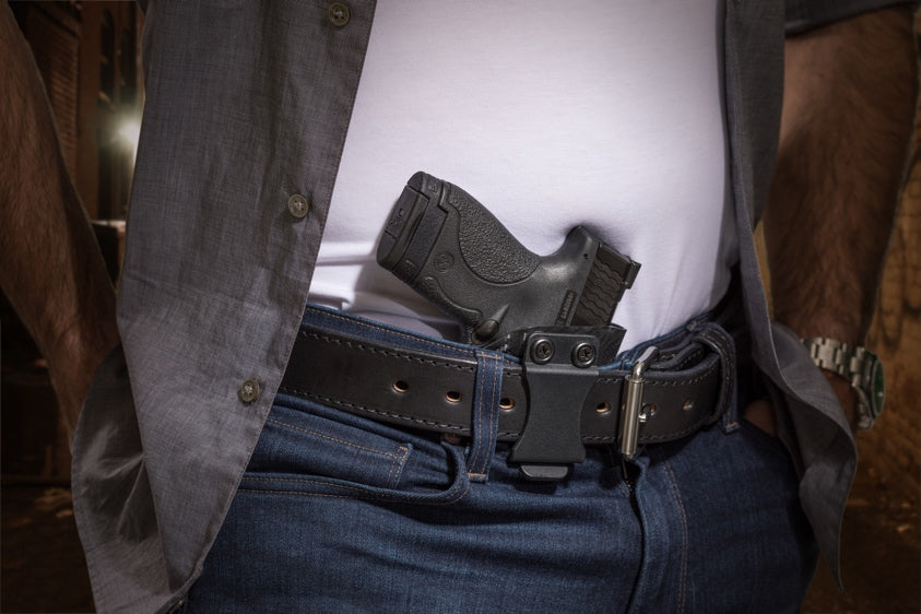 front waistband holster