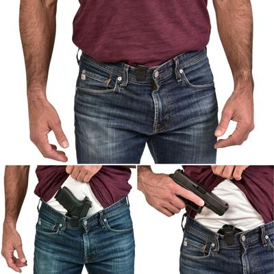 holster positions
