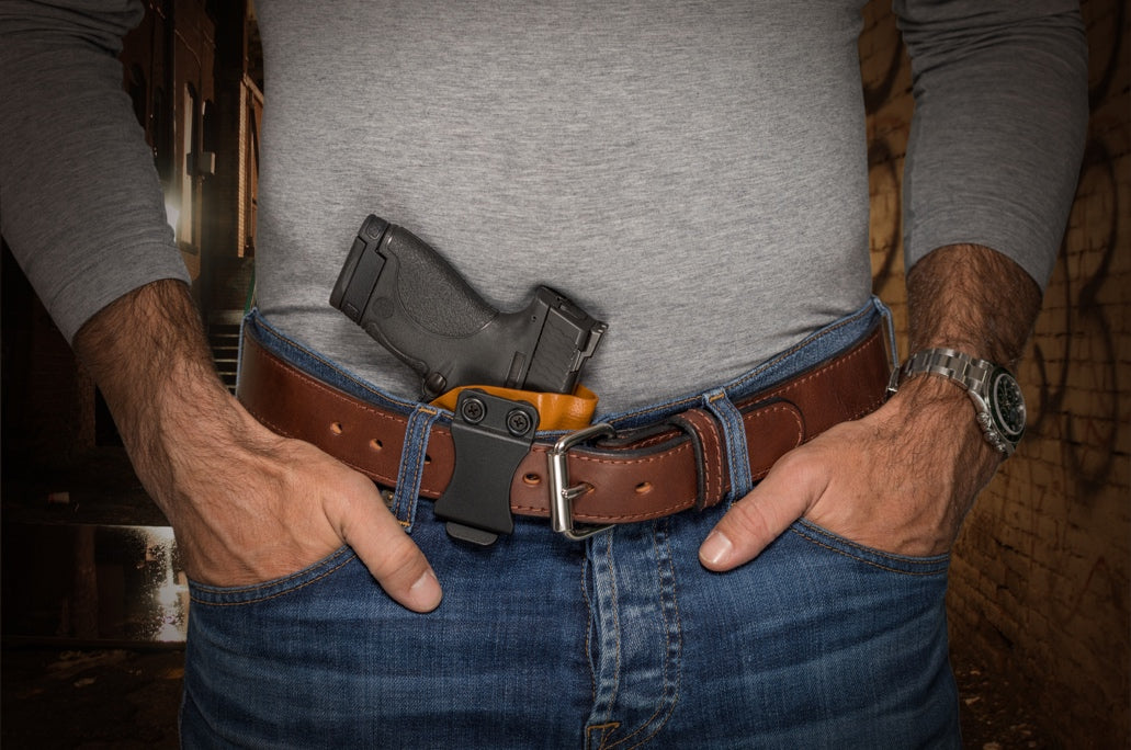 man front holster