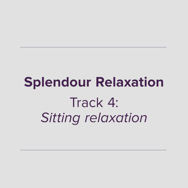 0204 Sitting Relaxation