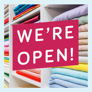 Our shop in Middlewich has reopened!
