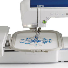 Embroidery Machine Frames, Software & Accessories