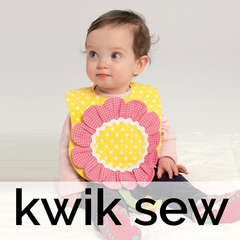 Kwik Sew Patterns for Babies / Small Infants