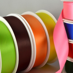 Double Sided Satin Ribbons
