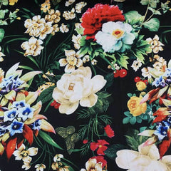 Fabrics - Floral Patterns