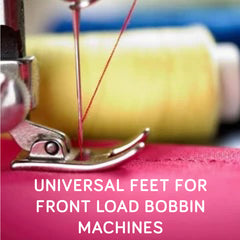 Sewing Machine Feet  -  *General Fitting