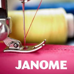 Sewing Machine Feet - Janome