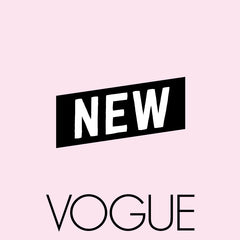 Vogue Patterns - NEW - Spring 2020
