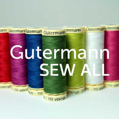 Gütermann Sew-All Polyester Sewing thread