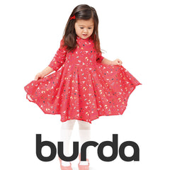 Burda Patterns for Children, Teens & Toddlers