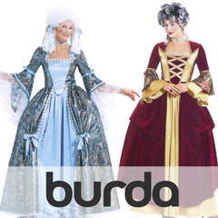 Burda Patterns - Costumes / Fancy Dress