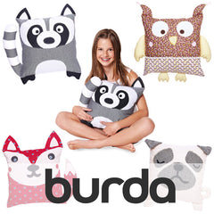 Burda Patterns - Crafts (Dolls, Toys, Home Décor, Pet Clothes etc.)