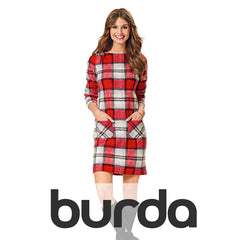 Burda Patterns - Dresses