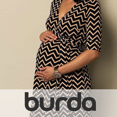 Burda Patterns - Maternity Clothing
