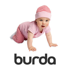 Burda Patterns for Babies / Small Infants