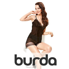 Burda Patterns - Lingerie / Underwear