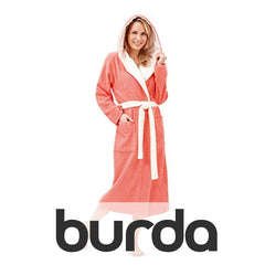 Burda Patterns - Sleepwear, Pyjamas, Gowns / Robes