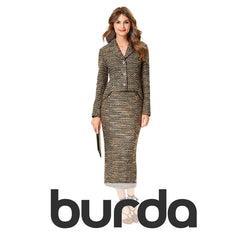 Burda Patterns - Suits & Coordinates
