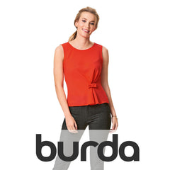 Burda Patterns - Tops, Shirts & Blouses