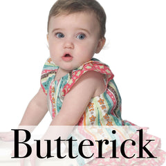 Butterick Patterns for Babies / Small Infants