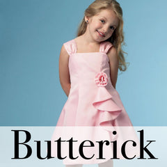 Butterick Patterns for Children, Teens & Toddlers