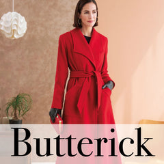 Butterick Patterns - Jackets & Coats