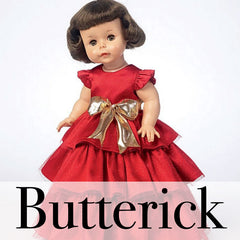 Butterick Patterns - Crafts (Dolls, Toys, Home Décor, Pet Clothes etc.)